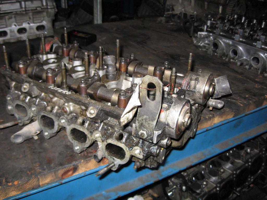 Głowica silnika