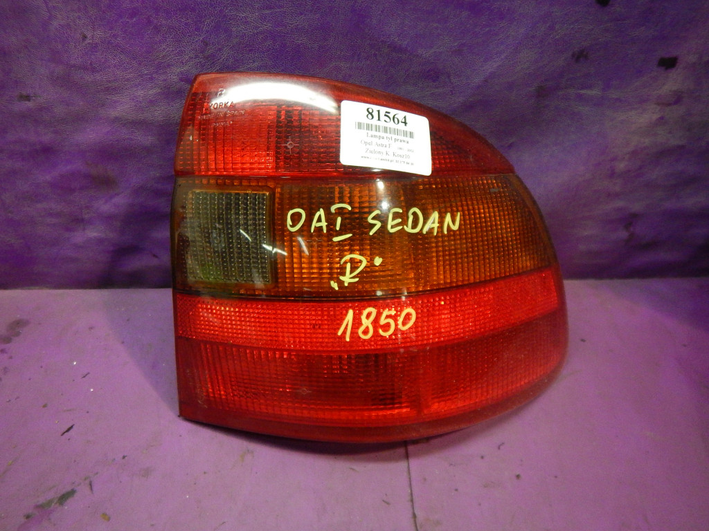 Części samochodowe :: Oświetlenie :: Lampy tylne i elementy :: Lampy tylne