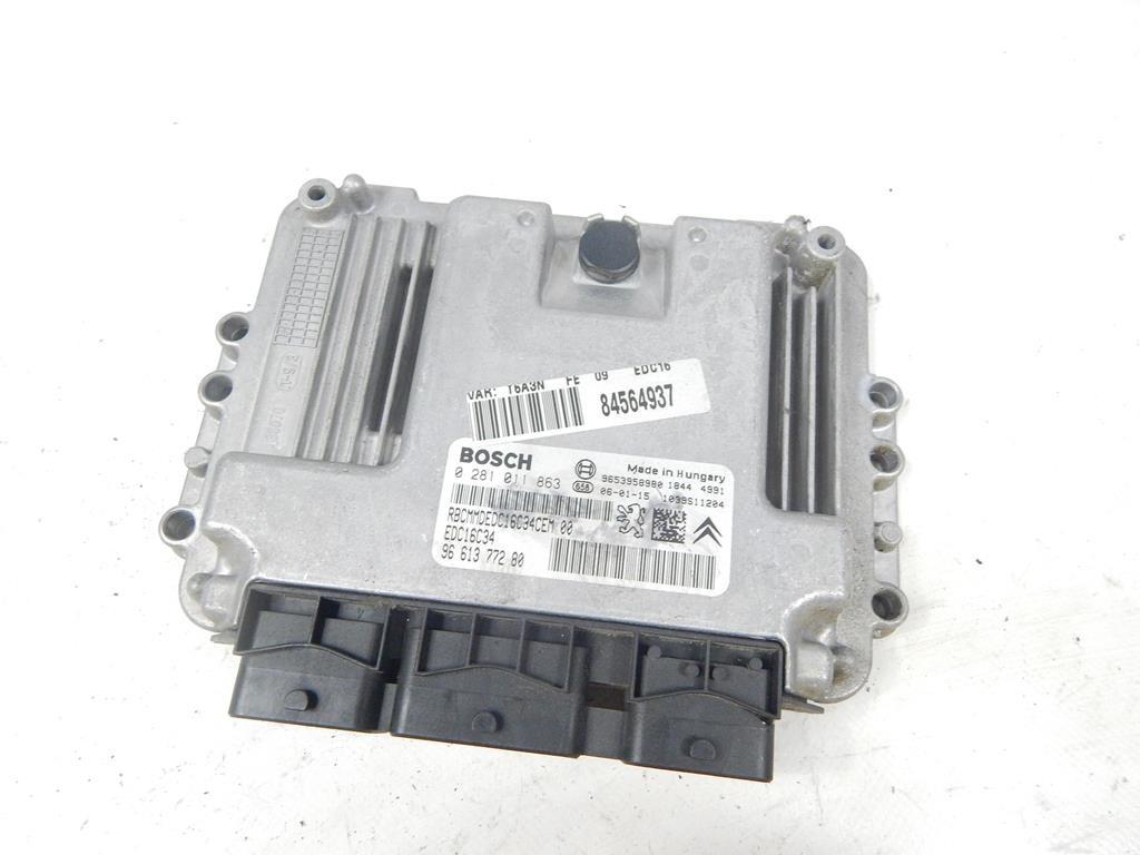 Części samochodowe :: Układ elektryczny, zapłon :: Sterowniki silnika